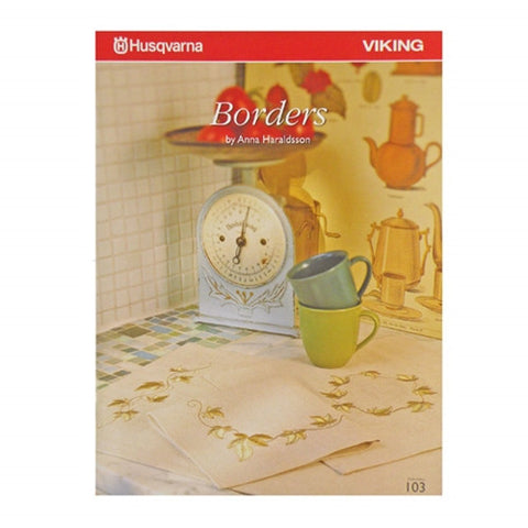 Design Book for Viking Embroidery CD #103