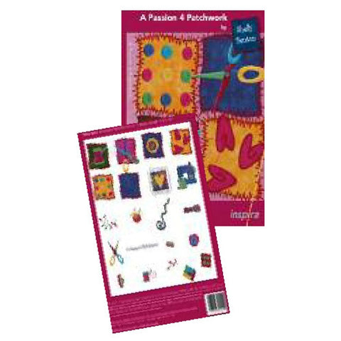 A Passion 4 Patchwork Design CD by Inspira