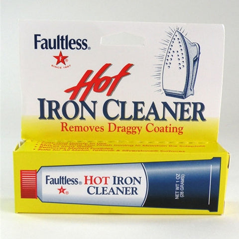 Faultless Hot Iron Cleaner from Bon Ami