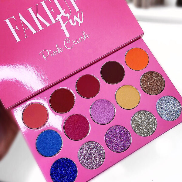 *NEW* FakeupFix Pink Crush Palette