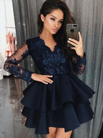 Short Homecoming Dress , Short Prom Dress ,Fashion School Dance Dress,Sweet 16 Dress SW201