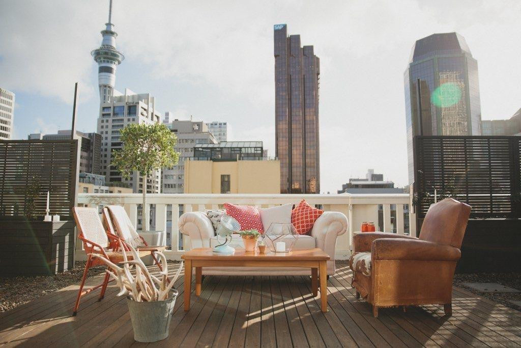 Chancery Chambers Rooftop Terrace
