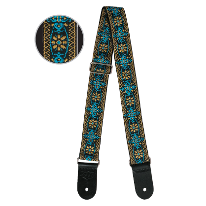 XTR 2 inch Deluxe Jacquard Weave Straps