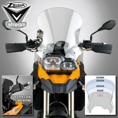 bmw-f800gs-vstream-medium-touring-windshield-clear-z2435a