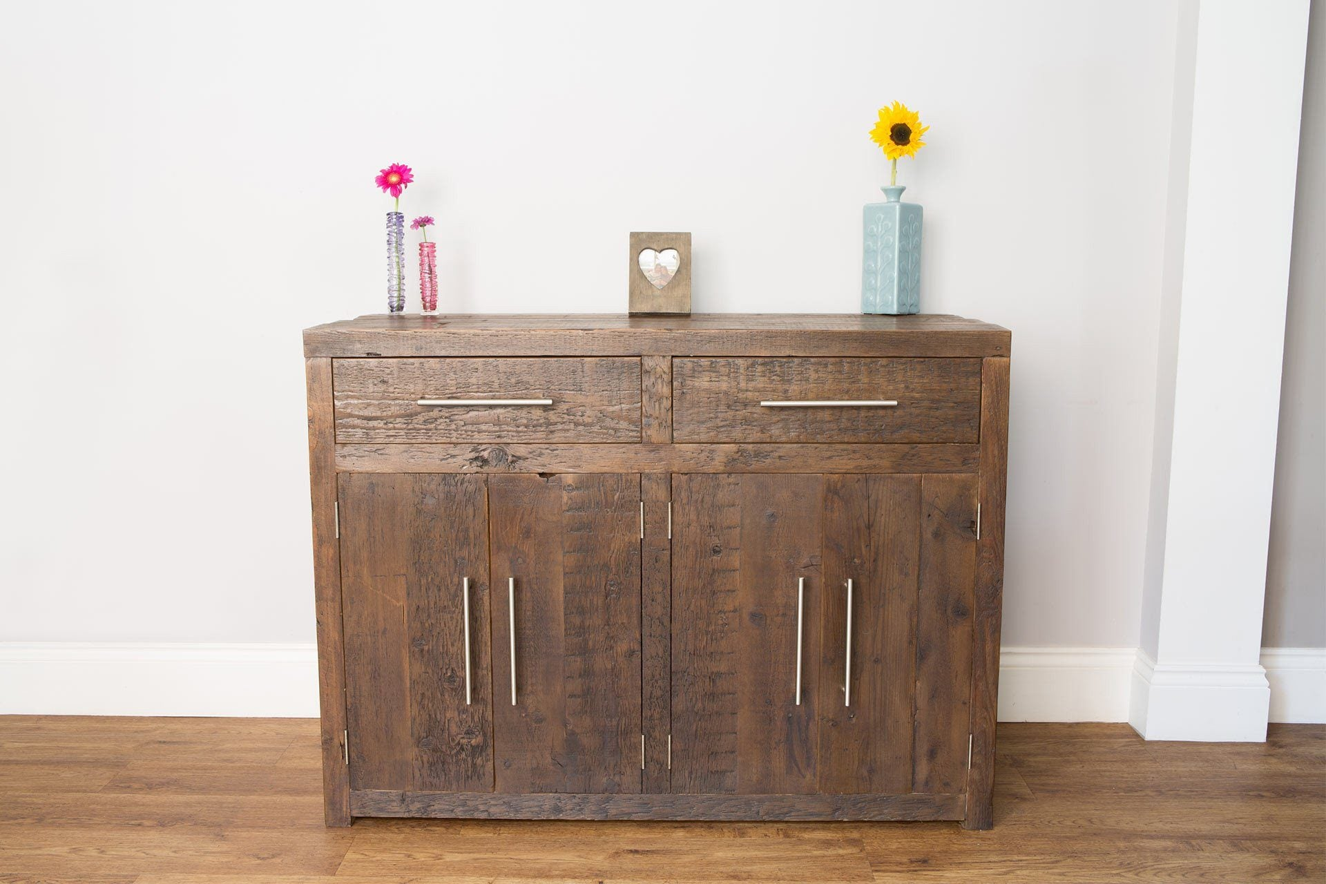 Classic 116.5cm Sideboard With Bar Handles