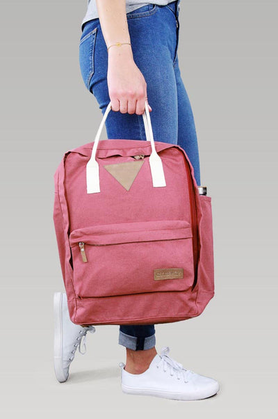 Bag - Backpack Ansvar II Vintage Red