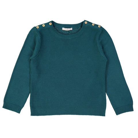 Felix Sweater - Peacock