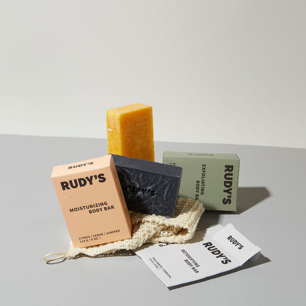 Rudy's Body Bar Bundle