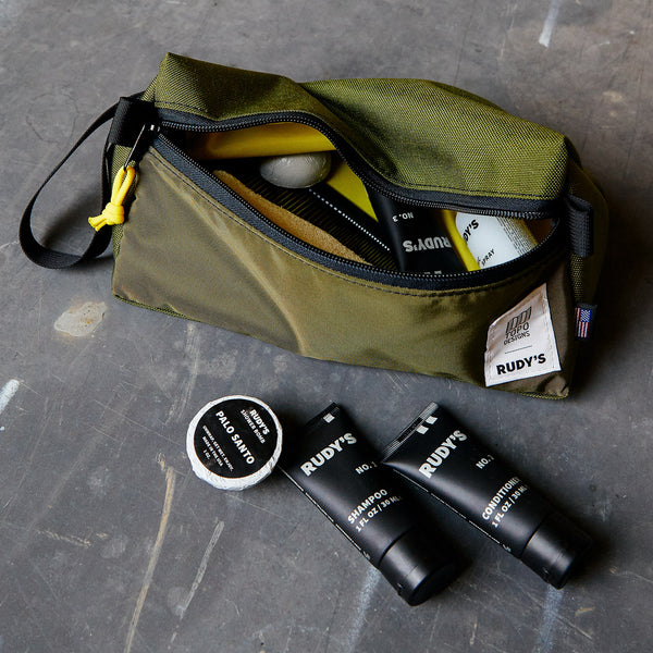 Rudy's Everyday Essentials Dopp Kit Bundle