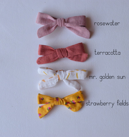 Hair Bows- buy one or the pack