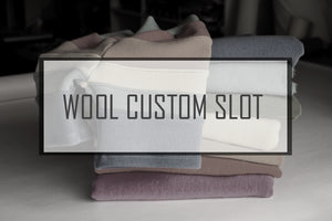 Custom Wool Slot