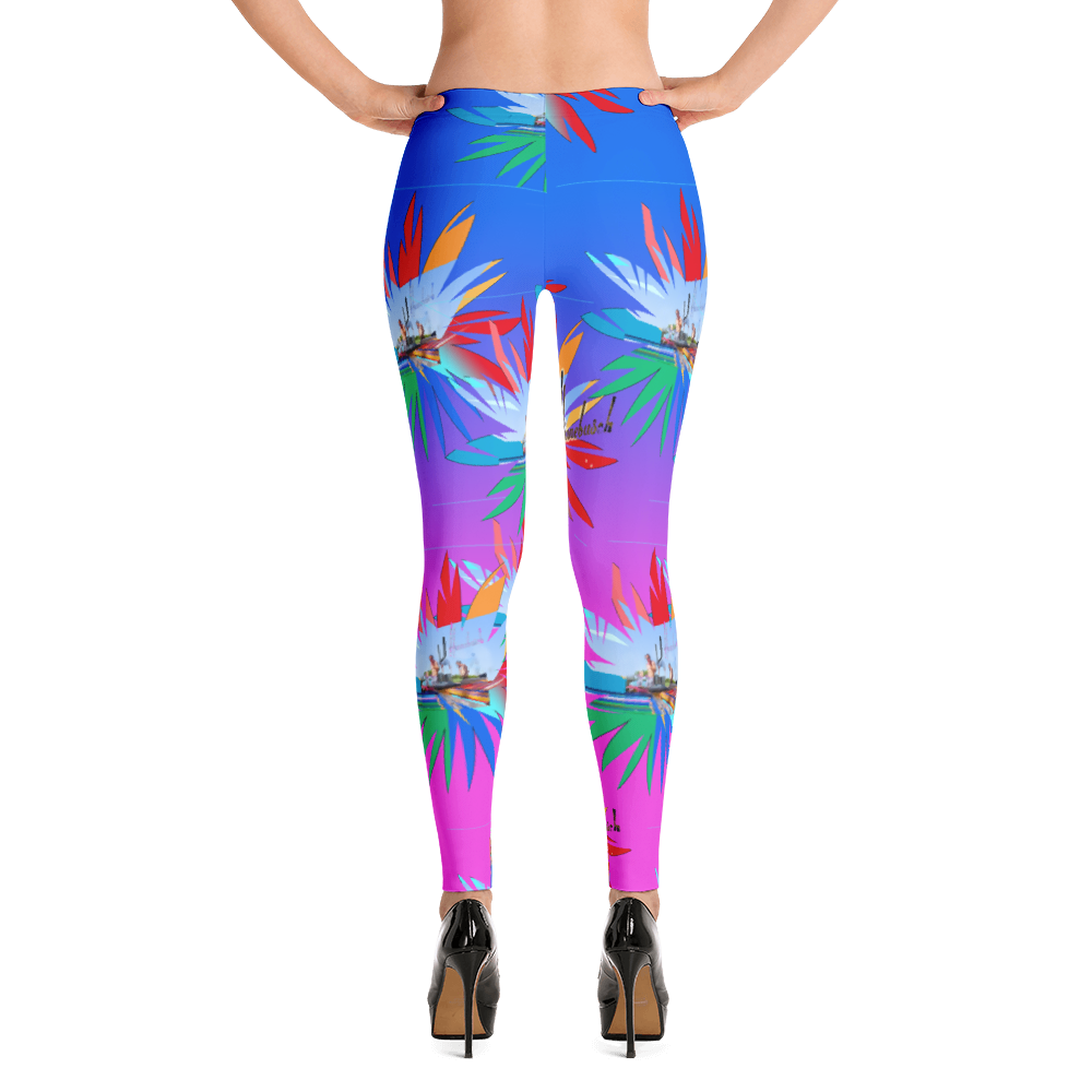 Good Fuzz - Hinneline Leggings