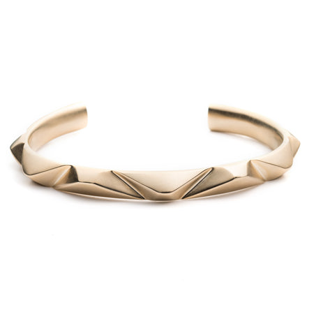 Sterling Silver Holly Bangle