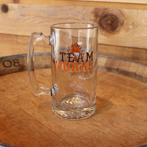 25oz Stein Glass