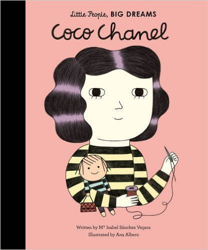 Coco Chanel (Little People, Big Dreams) Book