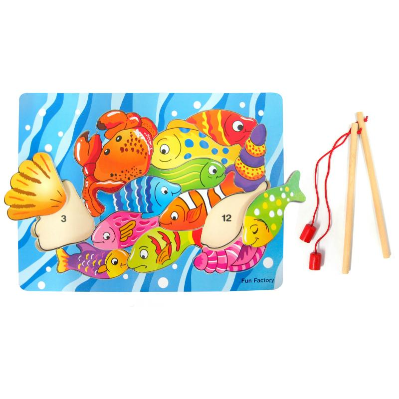 Fun Factory Fishing Game Magnetic Board