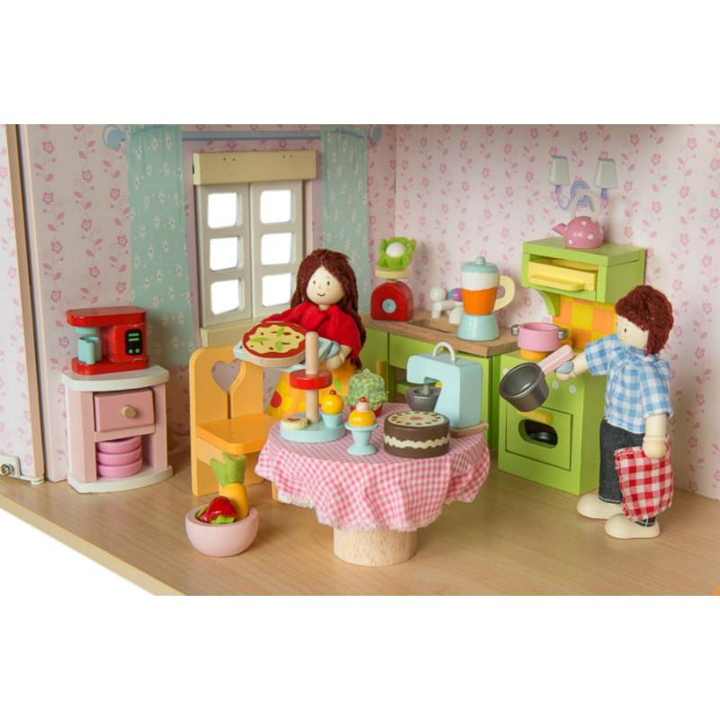 Le Toy Van Make & Bake Kitchen Accessory Pack