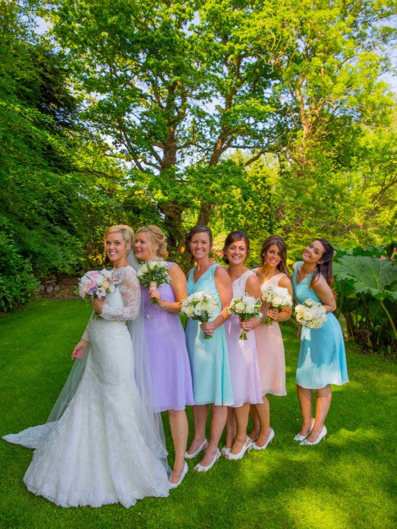 My Gorgeous Bridesmaid Dresses