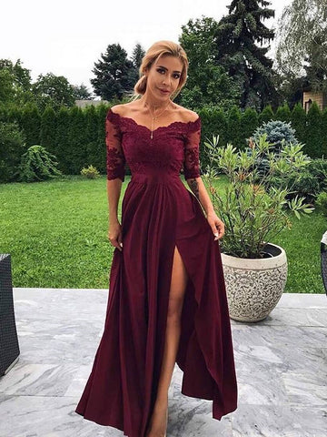 A-line Spaghetti Straps Tulle Gorgeous Long Prom Dress Long Unique Formal Dress #AMY3227|Amyprom