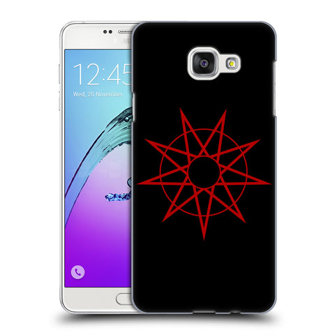Official Slipknot Key Art Hard Back Case for Samsung Galaxy A7 (2016)