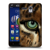 Head Case Designs Animal Eye Hard Back Case for Lenovo A688T