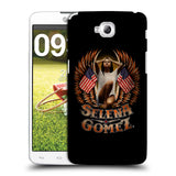 Official Selena Gomez Revival Hard Back Case for LG G Pro Lite / D680 / D682TR