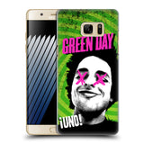 Official Green Day Key Art Hard Back Case for Samsung Galaxy Note7 / Note 7