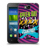 Official Green Day Key Art Hard Back Case for Huawei Y541