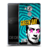 Official Green Day Key Art Soft Gel Case for Huawei Mate 8 / Ascend Mate8
