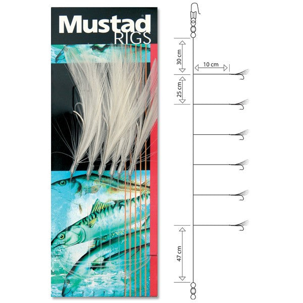 Mustad Cod Feather