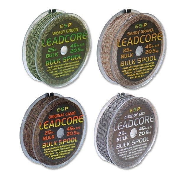 ESP Leadcore Bulk - Vale Royal Angling Centre