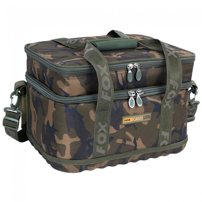 Fox Camolite Low Level Coolbag - Vale Royal Angling Centre