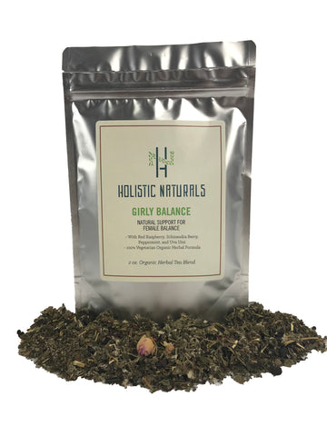 Girly Balance Herbal Tea