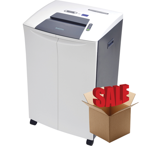GoECOlife® 32 Sheet Stripcut Commercial Paper Shredder GSC3220TD-R OPEN BOX