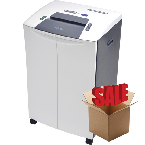 GoECOlife® 18 Sheet Crosscut Commercial Paper Shredder GXC1820TD-R OPEN BOX