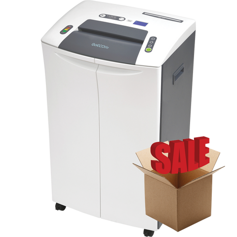 GoECOlife® 22 Sheet Crosscut Commercial Paper Shredder GXC220TC-R OPEN BOX