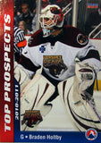 2010-11 AHL Top Prospects Trading Card Set