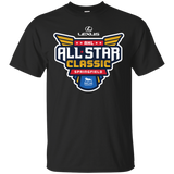2019 AHL All Star Classic Primary Logo Adult Short Sleeve T-Shirt
