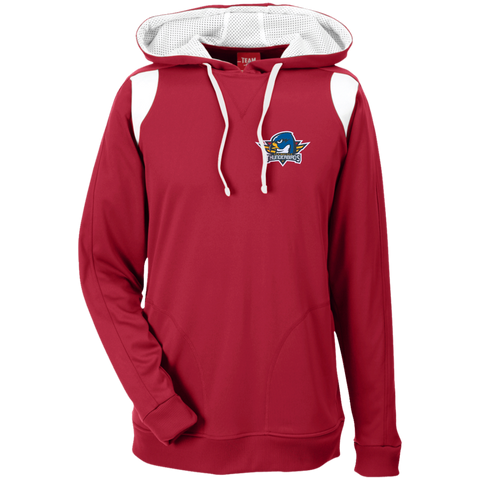 Springfield Thunerbirds Team 365 Colorblock Poly Hoodie