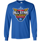2019 AHL All Star Classic Primary Logo Youth Long Sleeve T-Shirt