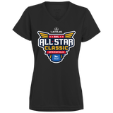 2019 AHL All Star Classic Primary Logo Ladies' Wicking T-Shirt