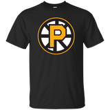 Providence Bruins Primary Logo Adult Short Sleeve T-Shirt