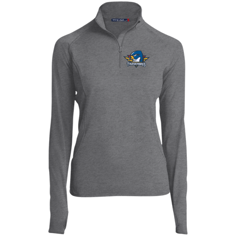 Springfield Thunderbirds Women's 1/2 Zip Performance Pullover