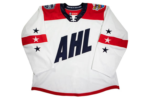 CCM Quicklite 2019 AHL All-Star Atlantic Division Premier White Jersey