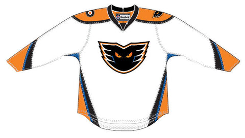 CCM Lehigh Valley Phantoms Premier White Jersey