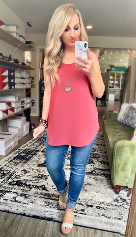Riley Rose Sleeveless Top