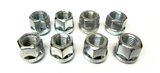 Open End Conical Seat bulge Nuts (50 per Box) - Wheel Accessories - Texas Tire Supplies