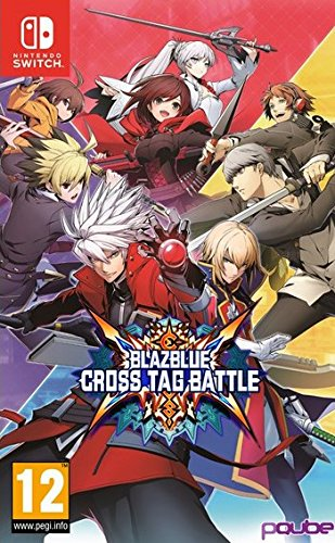 Blazblue Cross Tag Battle Nintendo Switch, Nintendo Switch, DVDMEGASTORE, DVDMEGASTORE