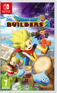 Dragon Quest Builders 2 Nintendo Switch, Nintendo Switch, DVDMEGASTORE, DVDMEGASTORE