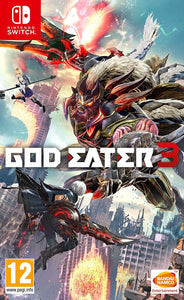 God Eater 3 Nintendo Switch, Nintendo Switch, DVDMEGASTORE, DVDMEGASTORE